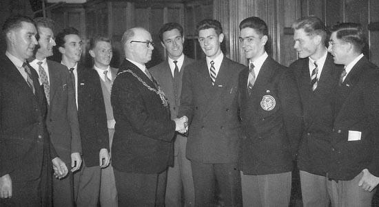 Dick Bartrop 1955 TOB