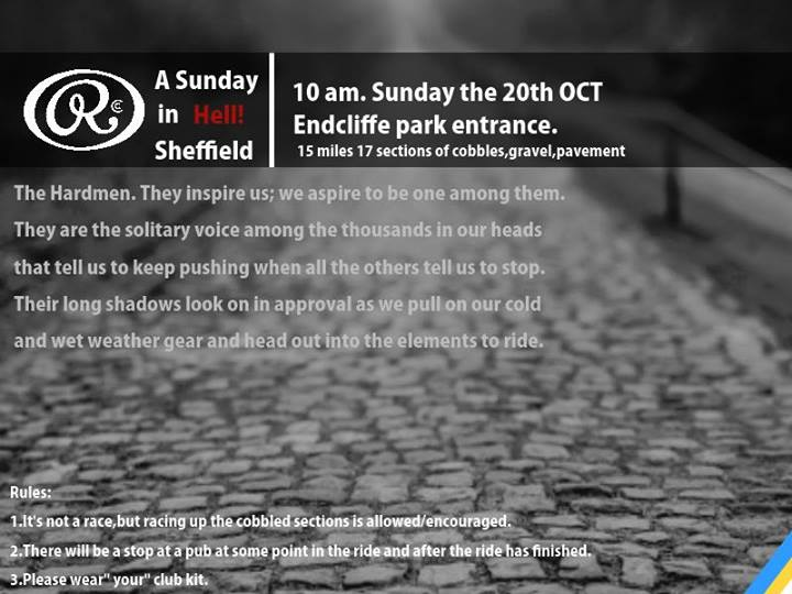 Sunday in Sheffield